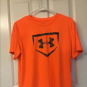 Boys Under Armour Tee - Wore Once
